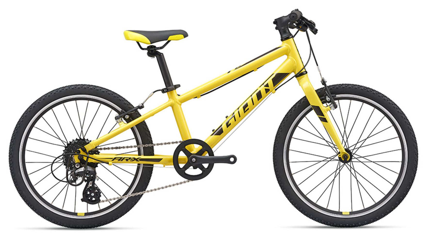 2019 Giant Arx 20 Childs Bike In Yellow 163 269 10
