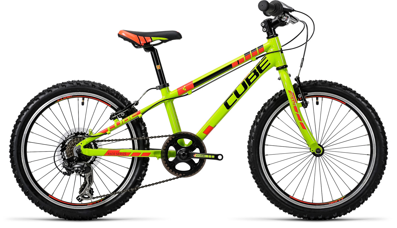 05feec1f0a9 Cube Kid 200 kiwi flashred 2016 kids bike £242.10