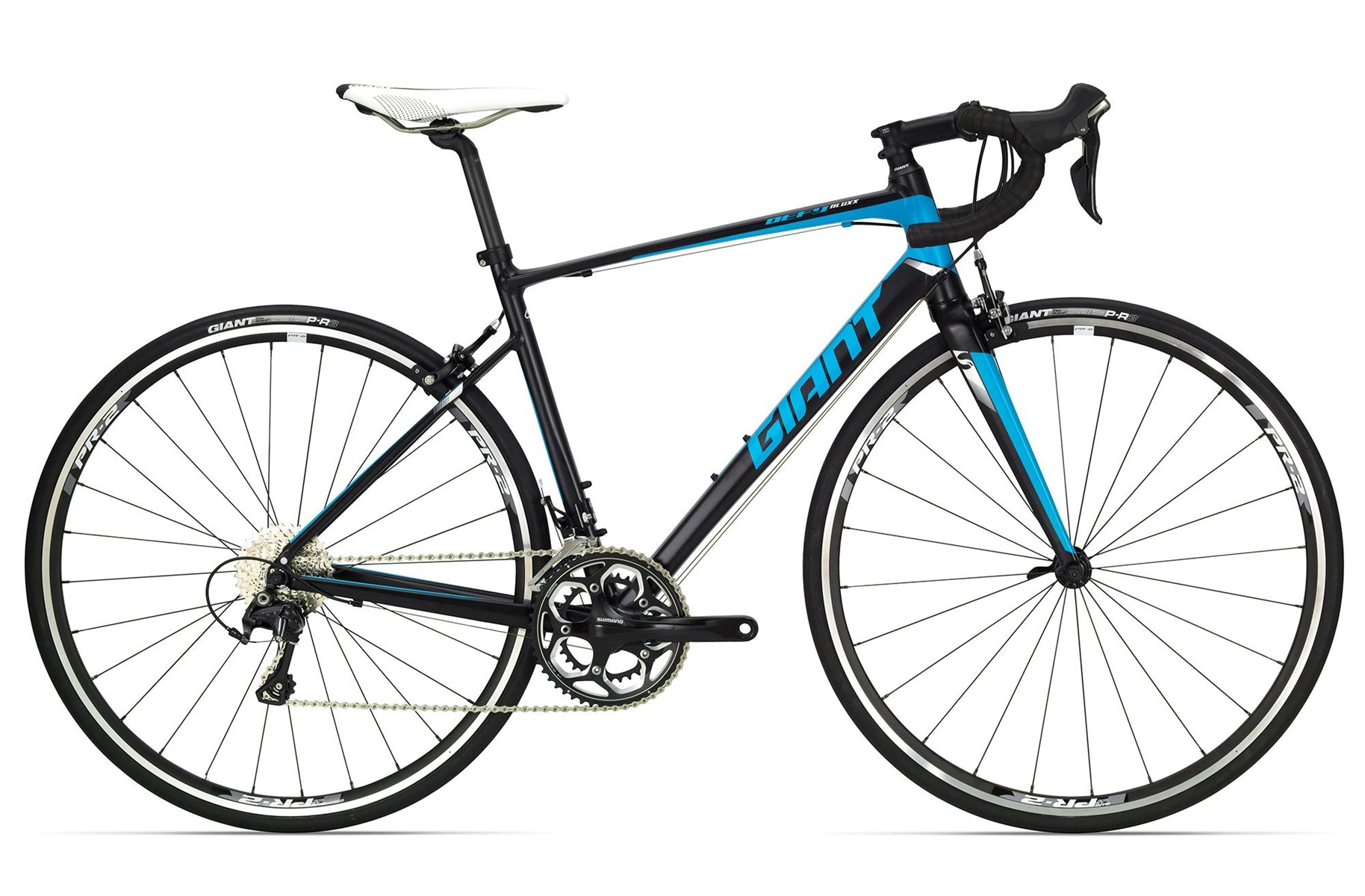 Giant Defy 0 2016 road bike black/blue £799.20