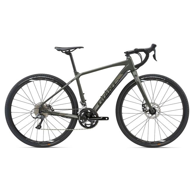 Giant Toughroad Slr Gx 3 2018 Gravel Bike Green 800 11