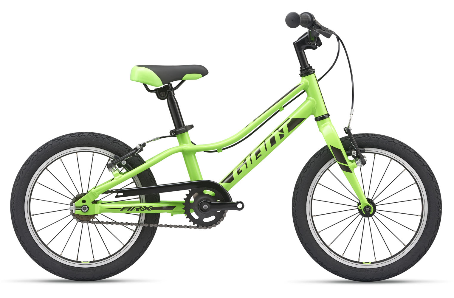 2019 Giant Arx 16 Childs Bike In Green 163 211 50