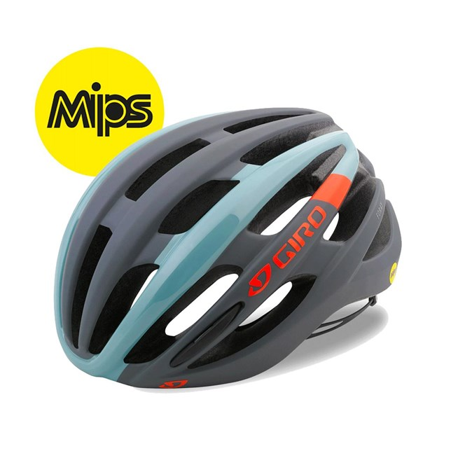 Giro Foray Mips Road Helmet Matte Charcoal/Frost